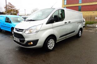 Used FORD TRANSIT CUSTOM in Tolworth Surrey for sale