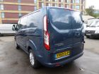 FORD TRANSIT CUSTOM ONLY 758 MILES. Euro 6 280 130 ps LIMITED  L1 H1 - 571 - 5