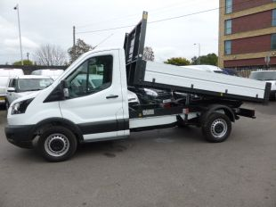 Used FORD TRANSIT in Tolworth Surrey for sale