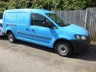 VOLKSWAGEN CADDY C20 TDI MAXI STARTLINE with AIR CON> - 535 - 1