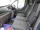 FORD TRANSIT CUSTOM ONLY 758 MILES. Euro 6 280 130 ps LIMITED  L1 H1 - 571 - 12