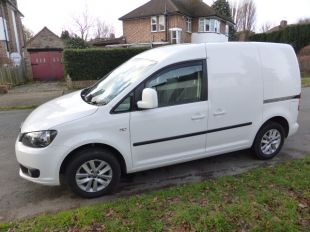 Used VOLKSWAGEN CADDY in Tolworth Surrey for sale