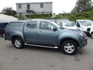 Used ISUZU D-MAX in Tolworth Surrey for sale