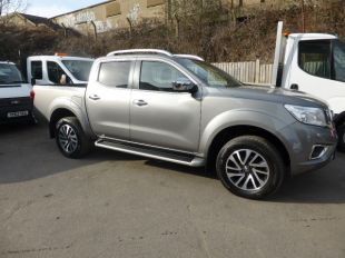 Used NISSAN NAVARA in Tolworth Surrey for sale