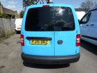 VOLKSWAGEN CADDY C20 TDI MAXI STARTLINE with AIR CON> - 535 - 4
